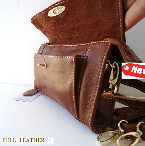 Genuine real leather woman purse tote Ladies wallet Clutch Coin RETRO Design BAG
