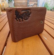 Genuine full leather man wallet bag Coin Purse CreditCard TOUGH Horse japan new