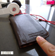 genuine 100% genuine italy leather Case fit for Samsung Galaxy S3 SIII s 3 s3 book wallet lll slim 3s tetro style