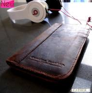 genuine natural leather case for HTC one 4g  3g cover purse pouch m7 book wallet stand HTCM7