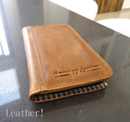 genuine vintage leather case for samsung galaxy s4 cover purse pouch 4s book wallet stand 4 S GAS4D