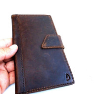 genuine leather Case For lg g2 Nokia Lumia 1020 sony xperia z1 z book wallet handmade