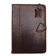 genuine real Leather Bag for iPad air case cover handbag apple stand magnet 3g