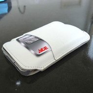 genuine real leather case fit iphone 4s cover purse s 4 white 3 4s handmade new