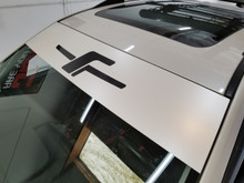 Forester F TOP Windshield Banner