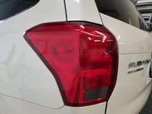 Redout Tail Light Overlays with Smoked Reverse Insert (17-18 Forester)