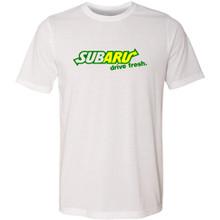 Drive Fresh T-Shirt - White