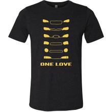 One Love T-Shirt - Black