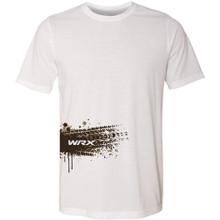 Muddy Tire Tracks WRX T-Shirt - White