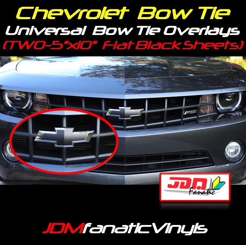 Vinyl Bowtie Overlay Chevy Ss Forum