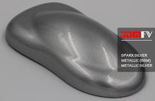Gloss METALLIC SILVER Vehicle Wrap Vinyl - Universal Kit