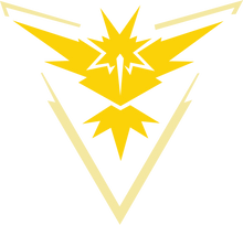 "Team Instinct Decal - Two (2) - 3"" x 3"""