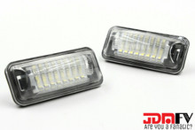 Xenon White High Power 18-SMD-1210 LED License Plate Lights
