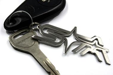 Six Star Alliance Stainless Steel Keychain