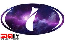 GALAXY - Precut Emblem Overlays Front/Rear (2017+ Impreza)