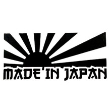 MADE IN JAPAN - DECAL