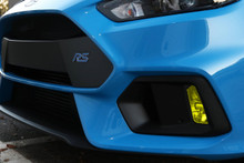 Fog Light Overlays Tint (15-18 Focus RS)