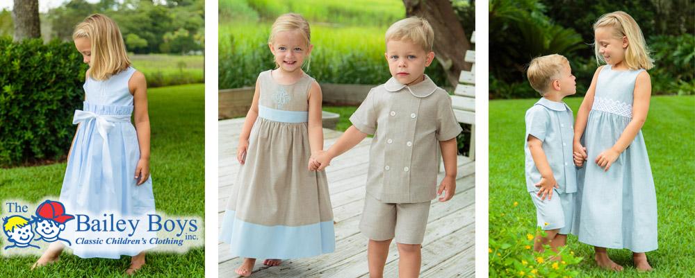Bailey Boys Clothing Spring 2016