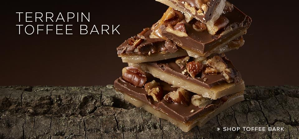 Terrapin Toffee Bark