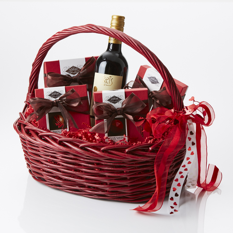 A Touch of Love Basket