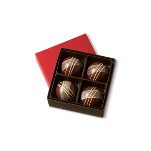 MACADAMIA GARDEN GANACHE Four Pieces