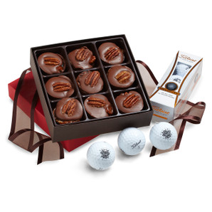 FORE! Gift Set – Nine Terrapins and Six Whistling Straits Golf Balls