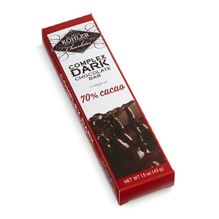 COMPLEX DARK CHOCOLATE One and One Half Ounces