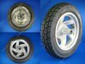 81WHEEL - Front Wheel 4.0-1-2 Moped Gator 150T MSRP :$