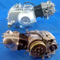 (18) 50cc Chinese Dirt Bike Engine Broncho 50cc Automatic Clutch gear, w/kick start