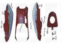 Icebear Trike MOJO (PST50-8) Parts - PTZ50-8-B