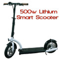 2018 Lightweight Urban Smart LITHIUM 500watt electric kick scooter, 32 lbs