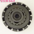 Clutch, 110cc 18-Tooth -  ENGINE50-125 (Semi-AUTO) 18T Sale $19.99