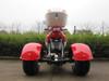 Icebear Trike Rear Fender - for 3 wheel Trike (IceBearatv)