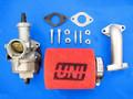 High Performance Carburetor Kit - GY6 150 Engines - Go Karts - ATVs