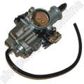 Carburetor for 250cc Chinese ATVs Dirt Bikes PZ30 cable choke