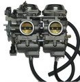 Carburetor for 250cc Twin Cylinder Chinese ATVs Dirt Bikes