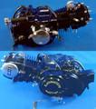 (23) Chinese Engine Chinese Dirt Bike Engine 125cc  (4 Speeds, Kick start & Handle clutch)