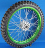 Wheel #45  - for Chinese 110cc - 250cc Dirt Bikes 70X100-17 (TIRE and Wheel Combo)
