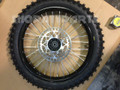 Wheel & Tire Combo - for 110cc 125cc 250cc Dirt Bikes 70X100-17 Dirt Bike Apollo 007