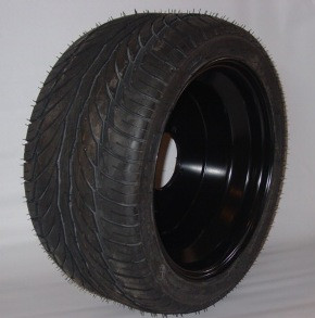 Icebear Maddog Scooter Lowrider Flat Fatty Rear Tire In