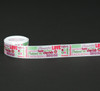 """Mother's Day Word block on White 7/8""""Single Face Satin ribbon, 10 Yards"""