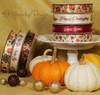 Mix and match our Fall and Thanksgiving designs to make an interesting vignette for your business or home!