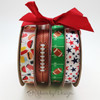 Mix and match our ribbons with barbecue theme or patriotic themes to make tailgating a blast!