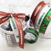 We can turn your high school football banquet into a memorable event with custom ribbon paired with our football themed ribbons!