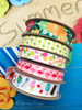 Combine our Summer themed ribbons to be ready for any Summer soiree that may come your way!