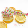 Our lemonade ribbon will add sparkle to your Summer soirees! Designed and printed in the USA