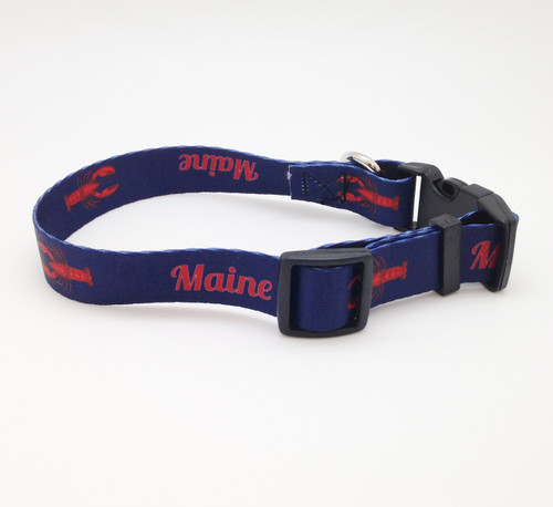 Lobster/Maine Dog Collar