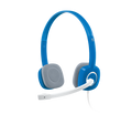 Logitech STEREO HEADSET H150 - Blue