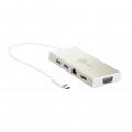 j5create USB 3.1 Type-C Fully Functional Mini Dock