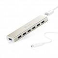 j5create USB Type-C 7-port HUB